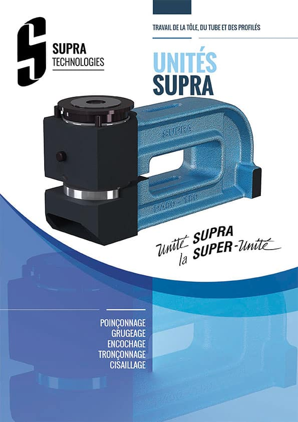 Unités Supra - Catalogue français